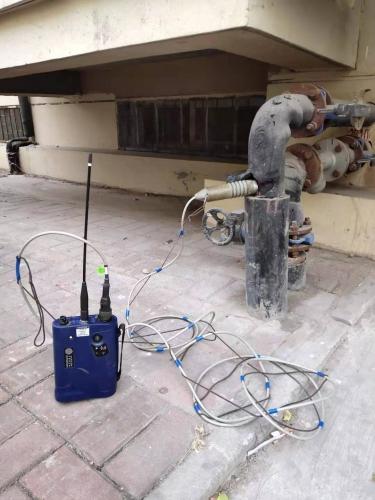 管道漏水检测的主要方法